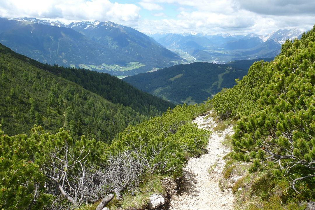 Wanderweg Nördlinger Hütte