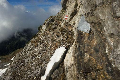 Weitwanderweg in Tirol