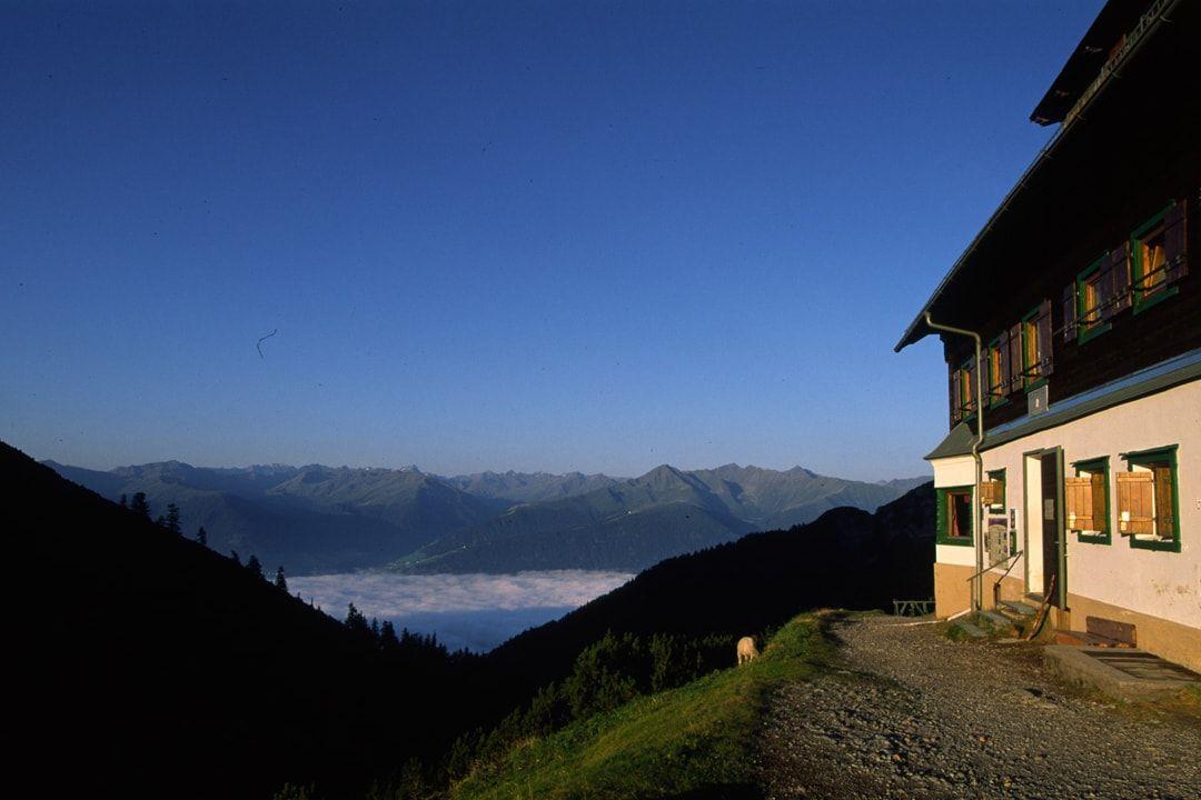 4. Etappe Karwendel Höhenweg