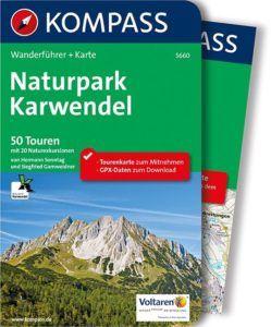 Kompasswanderführer Karwendel