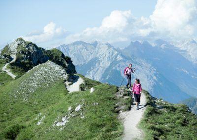 Wandern Seefeld
