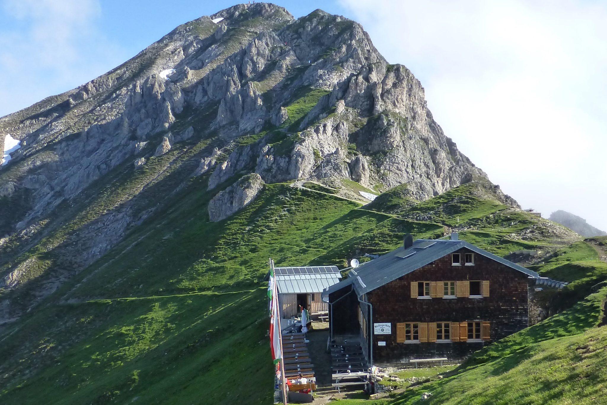 Nördlinger Hütte_Sektion Nördlingen